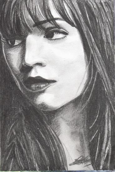 Eliza Dushku by staretheshadow